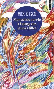couverture Manuel de survie à l'usage des jeunes filles