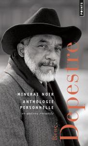 couverture Minerai noir. Anthologie personnelle