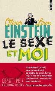couverture Einstein, le sexe et moi
