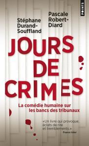 couverture Jours de crimes