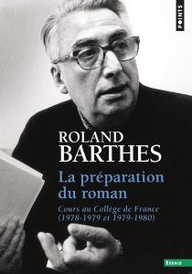couverture La Préparation du roman