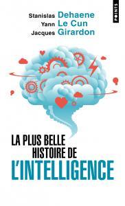 couverture La Plus belle histoire de l'intelligence
