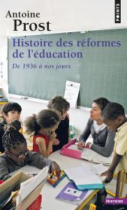 Histoire des réformes de l'éducation
