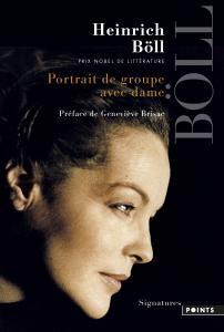 couverture Portrait de groupe avec dame