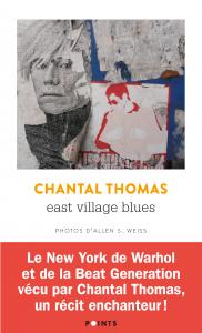 couverture East Village Blues