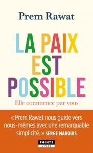 couverture La Paix est possible