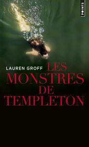 couverture Les Monstres de Templeton