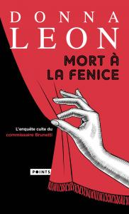 couverture Mort à La Fenice (collector 2019)