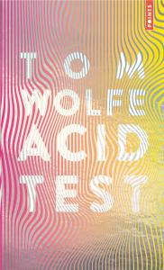 couverture Acid test (Collector 2019)