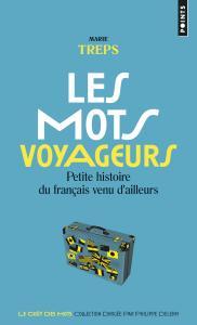 couverture Les Mots voyageurs