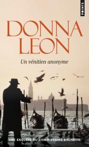 couverture Un Vénitien anonyme