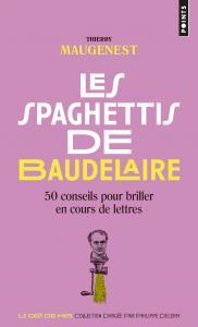 couverture Les Spaghettis de Baudelaire