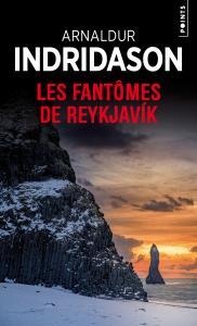 couverture Les Fantômes de Reykjavik