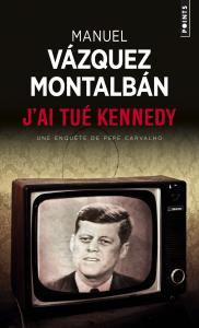 couverture J'ai tué Kennedy