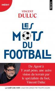 couverture Les Mots du football