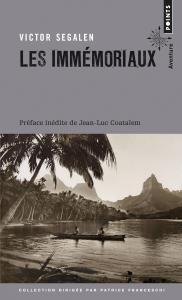 couverture Les Immémoriaux