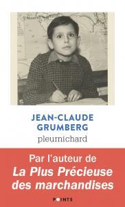couverture Pleurnichard