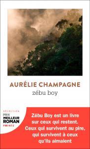 couverture Zébu Boy