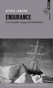 couverture Endurance