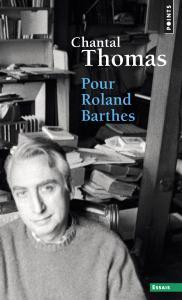 couverture Pour Roland Barthes