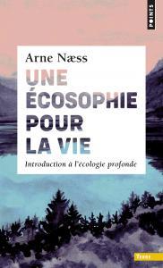 couverture Une écosophie pour la vie