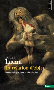 couverture La Relation d'objet