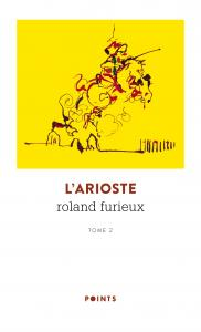 couverture Roland furieux