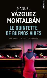 couverture Le Quintette de Buenos Aires