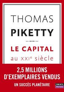 couverture Le Capital au XXIe siècle