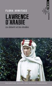 couverture Lawrence d'Arabie