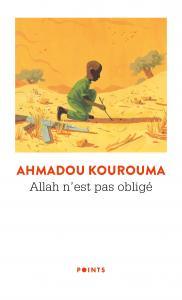 couverture Allah n'est pas obligé