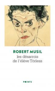 couverture Les Désarrois de l'élève Torlëss