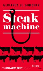 couverture Steak Machine
