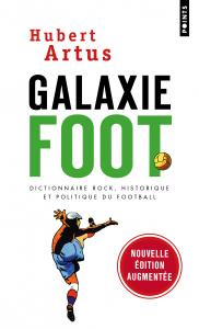 couverture Galaxie Foot