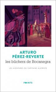 couverture Les Bûchers de Bocanegra