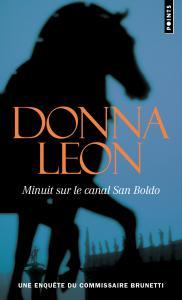 couverture Minuit sur le canal San Boldo