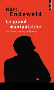 couverture Le Grand Manipulateur
