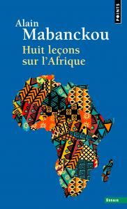 couverture Huit leçons sur l'Afrique