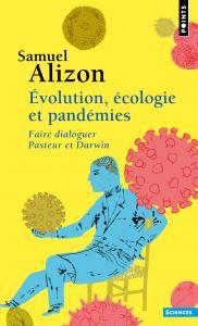 couverture Évolution, écologie et pandémies