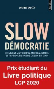 couverture Slow Démocratie