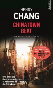 couverture Chinatown Beat