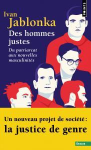 couverture Des hommes justes