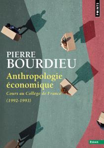 couverture Anthropologie économique