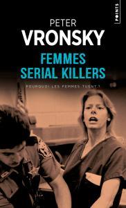 couverture Femmes serial killers
