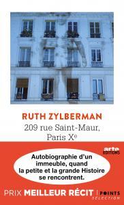 couverture 209 rue Saint-Maur, Paris Xe