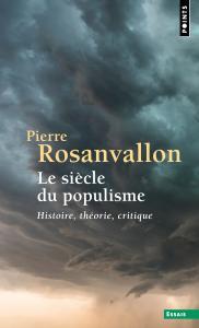 couverture Le Siècle du populisme