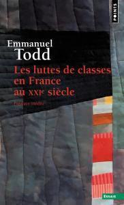 couverture Les Luttes de classes en France au XXIe ...
