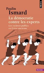 couverture La Démocratie contre les experts