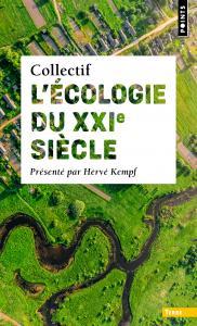 couverture L'Écologie du XXIe siècle