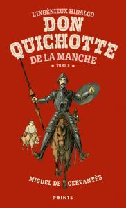couverture L'Ingénieux Hidalgo Don Quichotte de la ...
